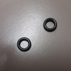 O-rings for Perlick 630/650 Growler Filler, Set of 2