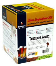 Brewer's Best One Gallon Tangerine Wheat Beer Kit