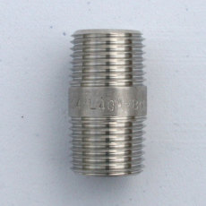 1/2 in. X 1 1/2 in. Threaded NPT SS Nipple