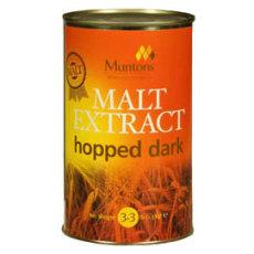Muntons Hopped Dark Liquid Malt Extract, 3.3 lbs.
