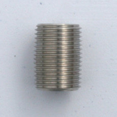 1/2 in. X 1 1/8 in. Threaded NPT SS Nipple