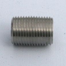 1/2 in. X 1 1/8 in. Threaded NPT SS Nipple_2