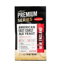 LalBrew Premium New England East Coast American Ale Dry Yeast - 11 Grams (Lallemand)