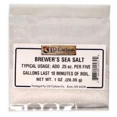 Brewer's Sea Salt, 1 oz