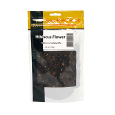 Dried Hibiscus Flowers, 2.5 oz