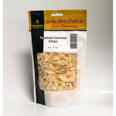 Toasted Coconut Chips, 4 oz.