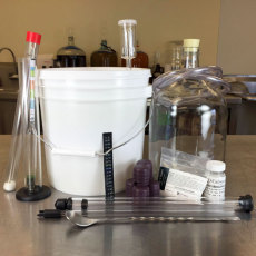 1 Gallon Wine Equipment Kit