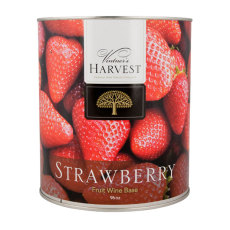 Strawberry Fruit Wine Base, Vintner's Harvest