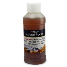 Pecan Natural Flavoring, 4 fl oz