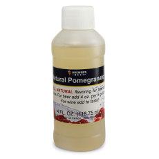 Pomegranite Natural Flavoring, 4 fl oz