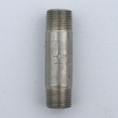 1/2 in. X 3 in. Threaded NPT SS Nipple_1