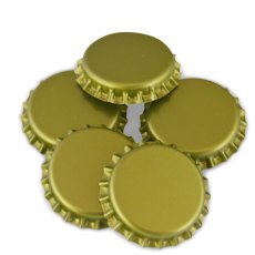Gold Crown Caps O2 Barrier, 144 ct.