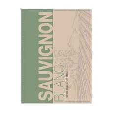 Sauvignon Blanc Self Adhesive Wine Labels, pkg of 30