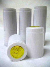 White Shrink Caps - Oversize - 30 Count