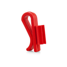Red Racking Cane Clip