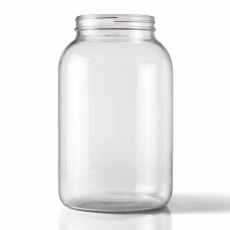 Wide Mouth Gallon Jar - Single Jar