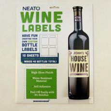 Neato Wine Labels
