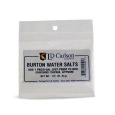 Burton Water Salts, 1/3 oz.