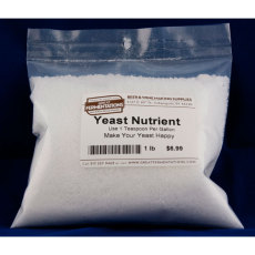 Yeast Nutrient, 1 lb