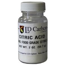 Citric Acid, 2 oz