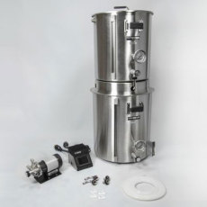 Blichmann Electric BrewEasy All-Grain Brewing System - 5 Gallons - 240V