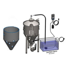 Spike Brewing TC-100 Temp Control Bundle for CF15 Conical Unitank (No Heater)