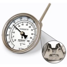 Brewers Best Adjustable Angle Kettle Thermometer