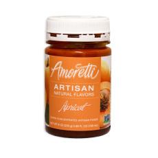Amoretti Apricot Artisan Natural Flavoring, 8 oz.