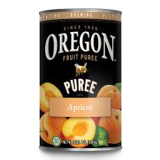 Apricot Puree, 49 oz, Oregon Fruit Puree