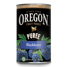 Blackberry Puree, 49 oz, Oregon Fruit Puree