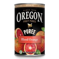 Blood Orange Puree, 49 oz, Oregon Fruit Puree