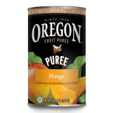 Mango Puree, 49 oz, Oregon Fruit Puree