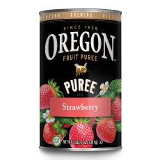 Strawberry Puree, 49 oz, Oregon Fruit Puree