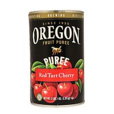 Tart Cherry Puree, 49 oz, Oregon Fruit Puree