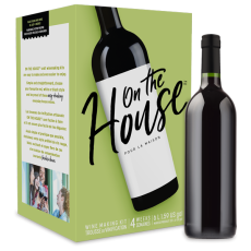 Cabernet Sauvignon Wine Making Ingredient Kit by On the House