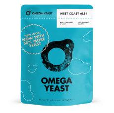 Omega Yeast Labs OYL004 West Coast Ale I