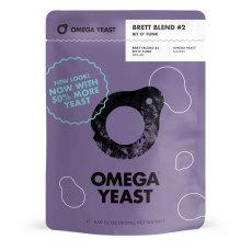 Omega Yeast Labs OYL211 Brett Blend #2 Bit O' Funk