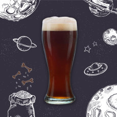 Sirius Brown Ale Extract Beer Kit