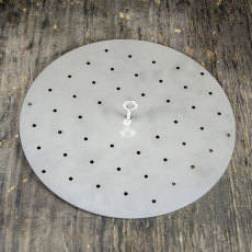 Replacement Anvil Foundry Perforated Disc for Recirculation Setup