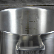 7.5 Gal Anvil Kettle Volume Etchings