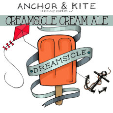 Dreamsicle Cream Ale Extract Kit