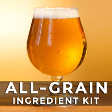 Trippple End All-Grain Kit