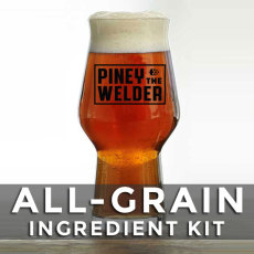 Piney the Welder All-Grain Kit