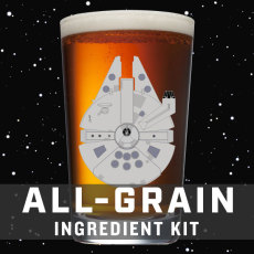 MilleniALE Falcon Pale Ale All-Grain Kit