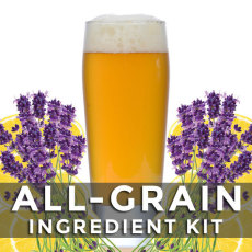 Hippie Farm Lemon Lavender Saison All-Grain Kit