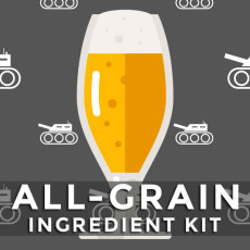 Tank Steven Farmhouse Saison All-Grain Kit