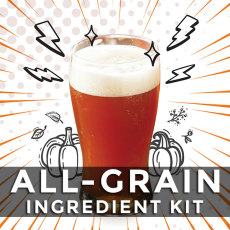 Squash Gourdon Imperial Pumpkin Ale Beer Kit (All-Grain)