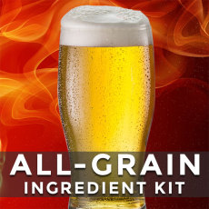 Surtr Norwegian Smoked Ale All Grain Beer Kit
