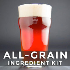 All Saints Irish Red Ale All-Grain Beer Kit