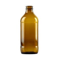 12 oz. Stubby Brown Beer Bottles - Case of 24